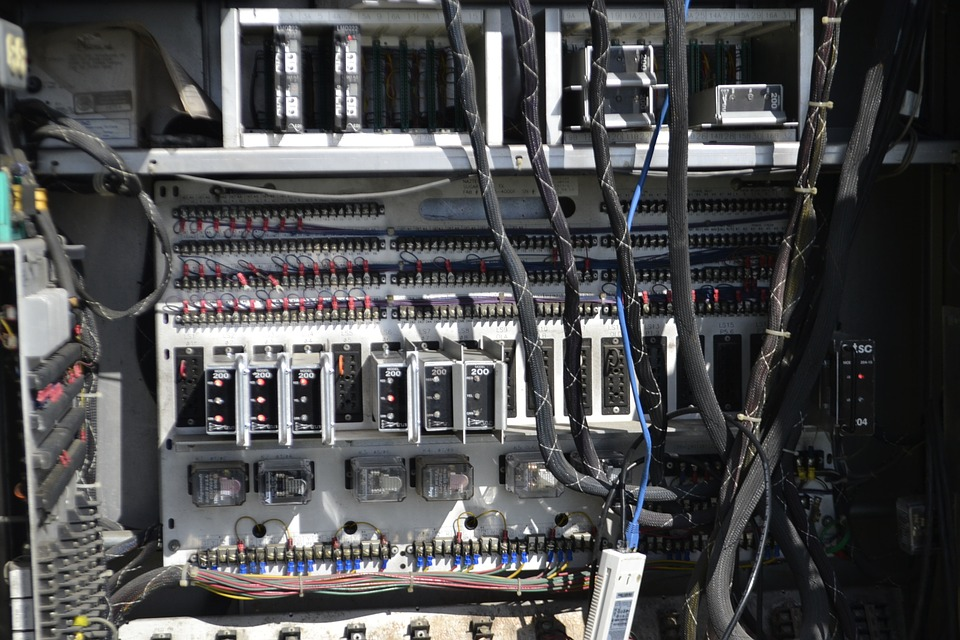 Electronics Component Store